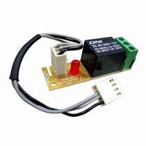 Módulo de Relé para Sinalizador de Garagem e Trava Eletromagnética - DNI 6979 -