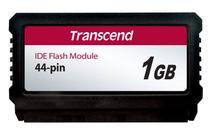 Módulo IDE Flash DOM 44 Pinos PATA 1GB Transcend (Vertical) -