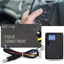 Módulo Interface Comando de Som Volante Digital Soft Bee Volkswagen Fiat Honda Jeep Rede Can Bus -