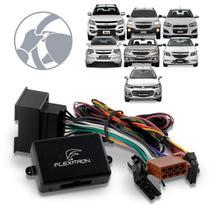 Módulo Interface de Volante Chevrolet Sistema CAN Flexitron -