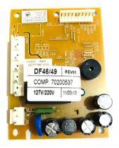 Módulo Placa Geladeira Electrolux Df46 Df49 70200537 Bivolt - Emicol