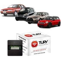 Módulo Subida De Vidro Elétrico Universal Citroen/Audi/BMW/Ford/GM/Fiat/Mitsubishi/Smart/VW Antiesmagamento Tury PRO 1.0 -