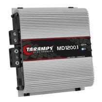 Modulo Taramps 1200 Rms Md-1200.1 Mono Digital 1 Canal