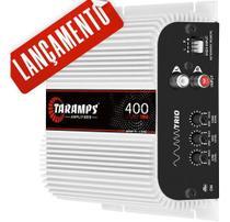 Modulo Taramps 400 Trio 2 Ohm Para Caixa Trio Amplificador - Taramp'S