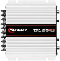 Módulo Taramps 400 w RMS Ts 400x4 Amplificador Som Automotivo 4 Canais -