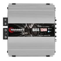 Módulo Taramps Bass 1200 1200W Amplificador Automotivo 1 OHM -