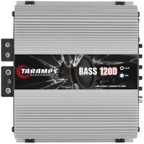 Módulo Taramps Bass 1200 1200w Amplificador Automotivo -