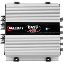 Módulo Taramps Bass 400 400w 1 Canal Amplificador Automotivo -