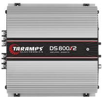 Módulo Taramps Ds 800x2 2 Ohms 800w Amplificador Automotivo -