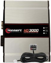 Modulo Taramps Hd 3000 Amplificador Digital 3598w Rms Hd 3000 1 Ou 2 Ohms