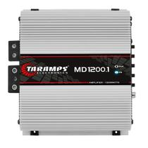 Módulo Taramps Md 1200.1 1200w Amplificador Automotivo -