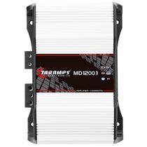 Módulo Taramps Md 1200.1 4 Ohms 1200w Amplificador Automotivo -