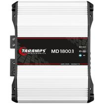 Módulo Taramps Md 1800.1 1800w Amplificador Automotivo -