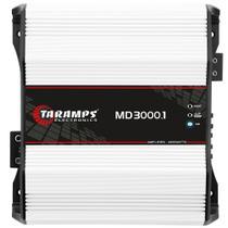 Módulo Taramps Md 3000.1 3000w RMS Amplificador Automotivo -