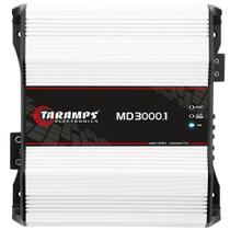 Módulo Taramps Md 3000.1 3000w RMS Amplificador Automotivo -