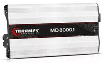 Modulo Taramps Md 8000.1 2 Ohm 8000w Amplificador Automotivo