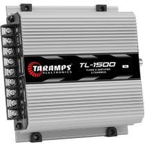 Módulo Taramps Tl 1500 2 Ohms 390 w Amplificador Automotivo -