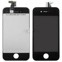 Módulo Tela Touch Display Lcd Iphone 4s A1387 A1431 Preto - Oem