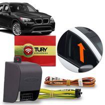 Módulo Vidro Elétrico BMW X5 10 a 11 4 Portas Antiesmagamento Tury LVX 5 Plug and Play -