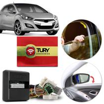 Módulo Vidro Elétrico Hyundai I30 13 a 15 4 Portas Antiesmagamento Tury Park 4.2.4 BD Plug and Play -