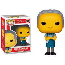 Moe Szyslak 500 Pop Funko The Simpsons - Funko Pop