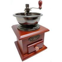 Moedor cafe manual brown retro mimo af20125 -