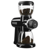 Moedor De Café Manual Onyx Black KJE22AE 127V Kitchenaid