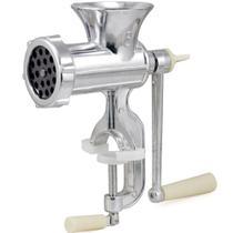 Moedor de Carne e Alimentos Manual em Alumínio - Jiaxi