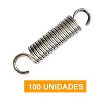 Molas para Mini Jump Trampolim Cama Elástica de Academia - 100 unids - Molas Bh