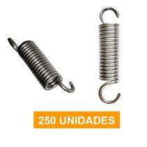 Molas para Mini Jump Trampolim Cama Elástica de Academia - 250 unids - Molas Bh