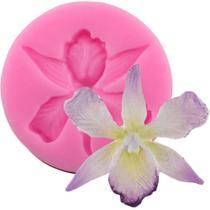 Molde de silicone flor para decorar f312 - Cm