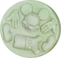 Molde De Silicone Mickey De Montar Para Culinaria E Biscuit - Leb Decorações