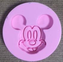 Molde de silicone mickey para decorar f78 - Confeitaria Dos Moldes