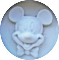 Molde De Silicone Mickey Rosto Culinária E Biscuit Confeitar - Leb Decorações