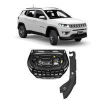 Moldura Acabamento Motor Esquerdo Jeep Compass 19 20 Original -