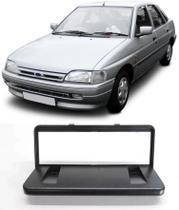 Moldura De Painel 1 Din Ford Escort Verona Sapão e Argentino 1993 1994 1995 1996 - Para Rádio - Autoplast
