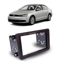 Moldura Dvd Multimídia 2din Volkswagen Jetta 2006 A 2017 - Autoplast