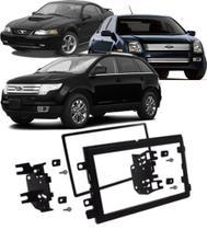 Moldura Painel Dvd Fusion Edge Mustang - Autoplast