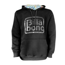 Moletom Billabong Acess Border Black