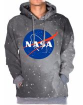 Moletom Blusa Unissex Galaxia Space Nebula Nasa Tumblr Cool - Trust