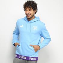 Moletom Manchester City 19/20 Puma Masculino -