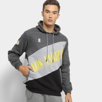 Moletom NBA Los Angeles Lakers Colorblock Masculino -