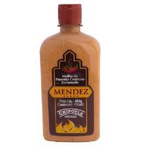 Molho de Pimenta Cremosa Defumada Chipotle Mendez 450ml -