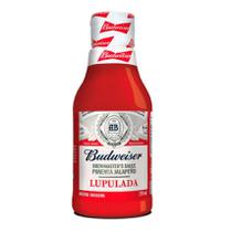 Molho de pimenta jalapeño lupulada budweiser 210ml -