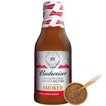 Molho de pimenta maltada smoked budweiser 210ml -