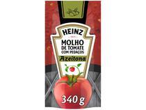 Molho de Tomate Azeitona Heinz - 340g