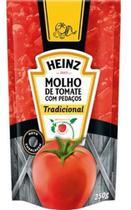 Molho De Tomate Heinz Tradicional Sachê 250g -