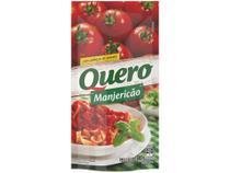 Molho de Tomate Manjericão Quero 340g -
