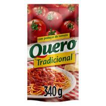 Molho De Tomate Quero Tradicional 340g -