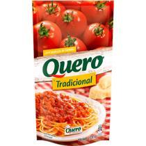Molho de tomate quero tradicional pouch 1,020g -